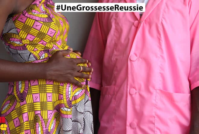 #UneGrossesseReussie : « Aimer sans distinction », première règle d'or d'une sage-femme