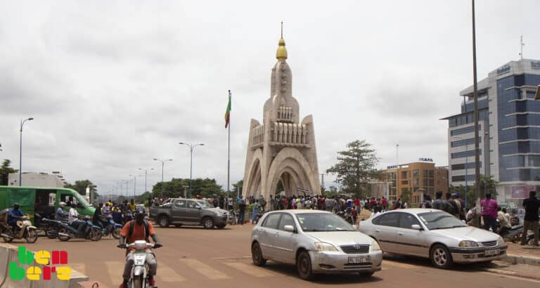 Bamako : calme et incertitudes après la démission d'Ibrahim Boubacar Keïta
