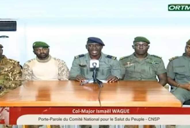 Éditorial : le coup de grâce pour le Mali