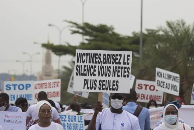 Bamako : une marche blanche contre les violences basées sur le genre