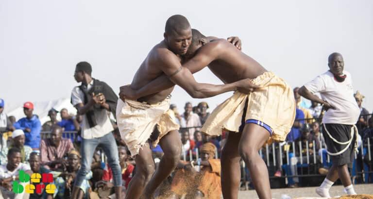 Plateau dogon : les amateurs de la lutte traditionnelle orphelins