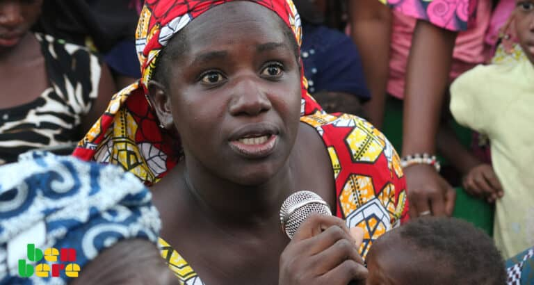 #MyTransition : As capable as men, unleashing Malian women's potential through inclusive governance