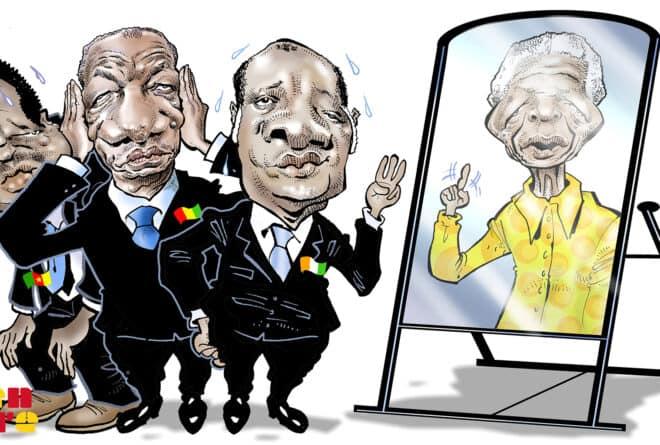 Manifeste contre la présidence à vie en Afrique !