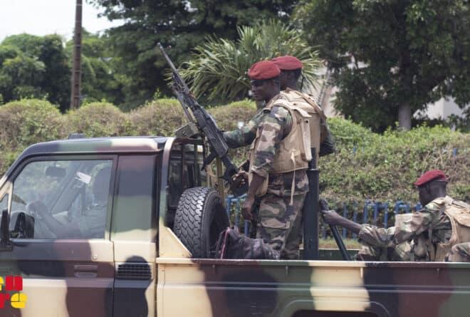 #MaTransition : 63% des sondés favorables à un président militaire, selon une ONG