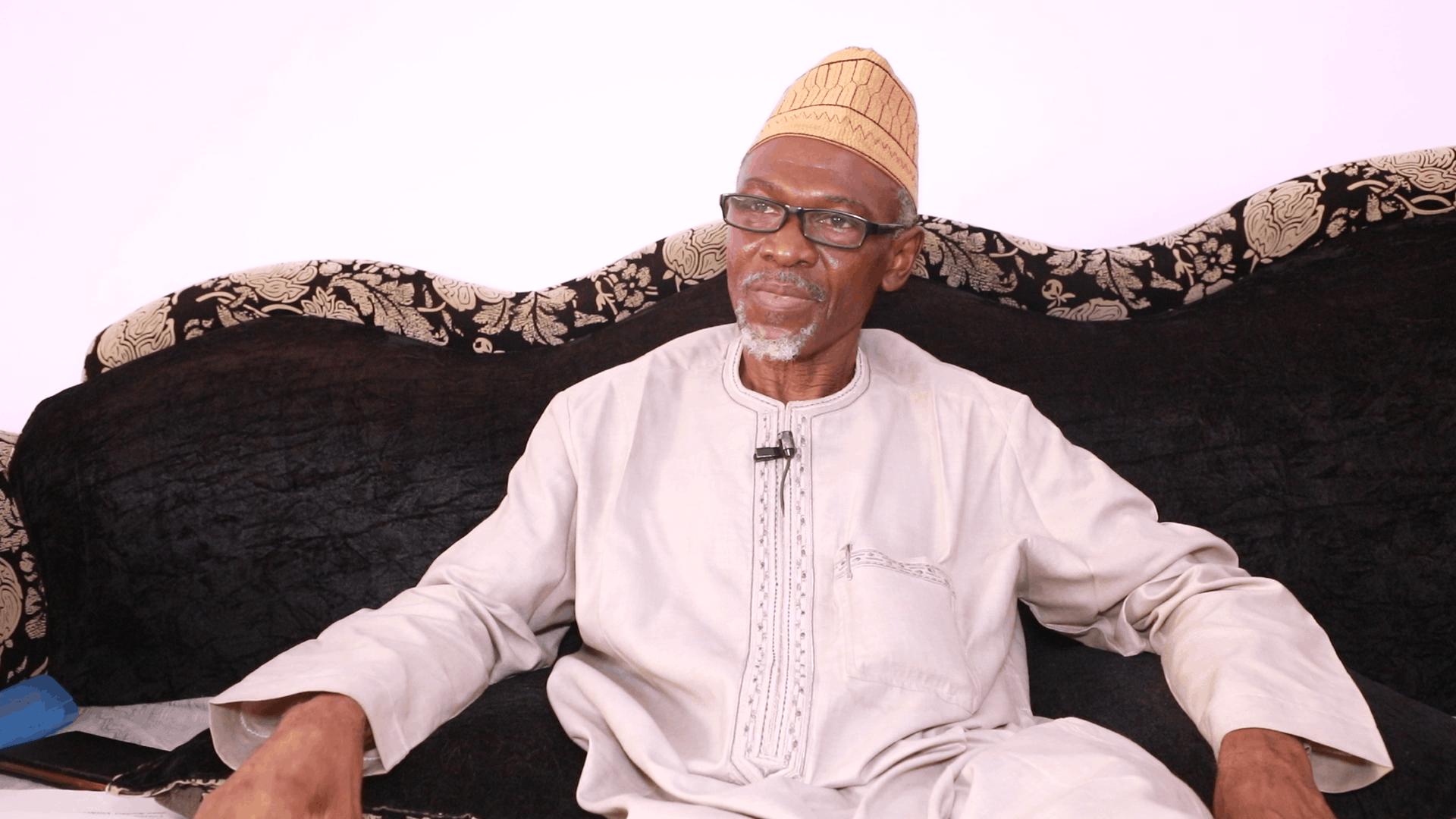 Mamadou Bani Diallo