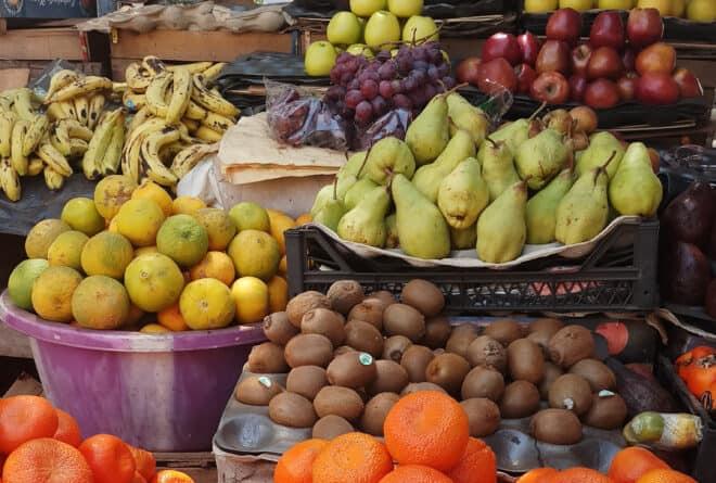 À Bamako, une journée au marché de banane