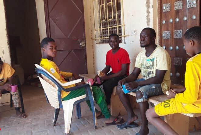 Tombouctou : à la rencontre des migrants mineurs du centre Jekawili