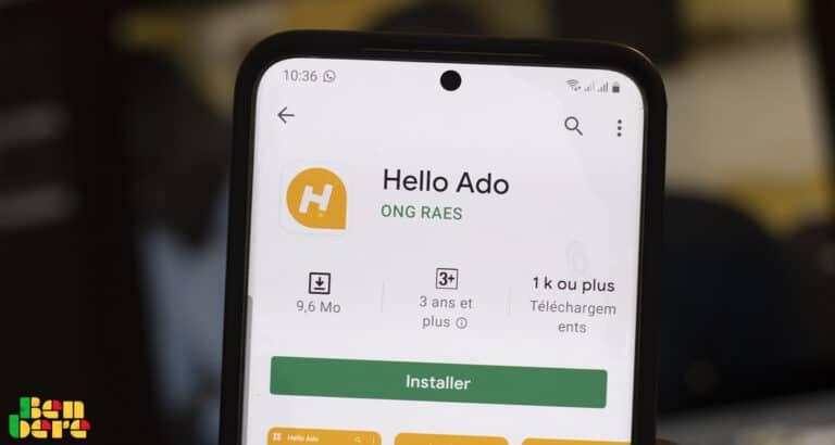 Hello Ado : une application dédiée à la santé des jeunes