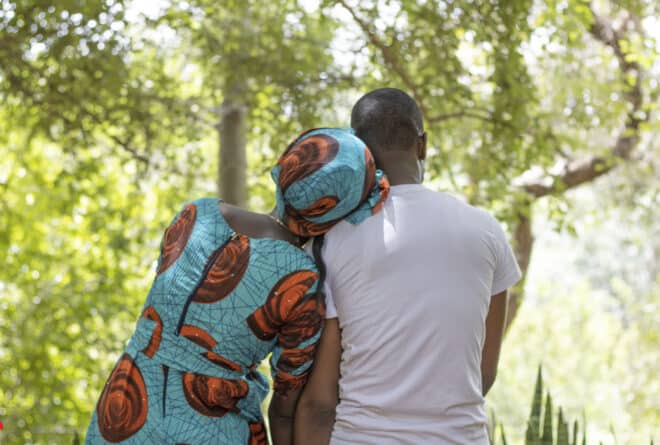 « Donner un sens à sa vie » : confidences d'un nouveau marié