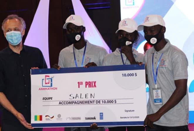 #Anwkathon : concours de solutions numériques pour la bonne gouvernance au Mali