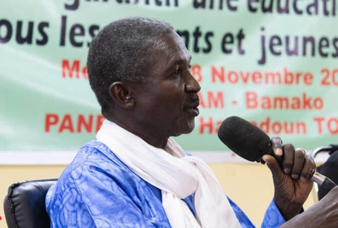 #BenbereBenkan : pour une éducation de qualité au Mali