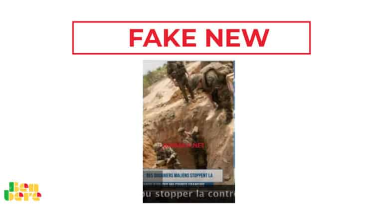 #BenbereVerif : les images sur un prétendu trafic des militaires français sont détournées et hors contexte