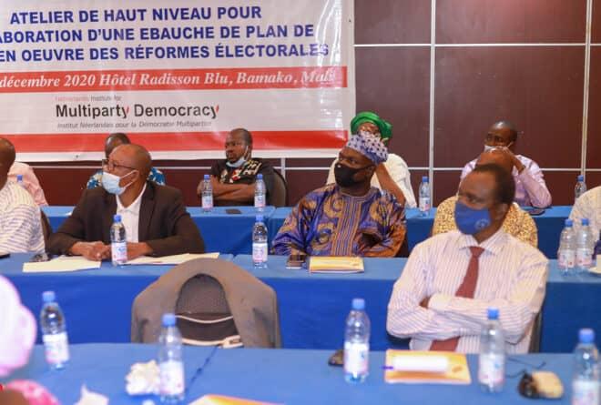 Mali : une coalition ouvre le débat sur les réformes électorales