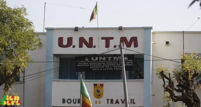 #BenbereVerif: l'UNTM a organisé deux mouvements de grève sous Ibrahim Boubacar Keïta