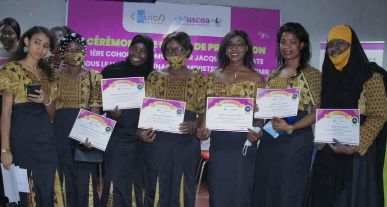 Muso Code Academy : favoriser l'épanouissement des jeunes filles par le numérique