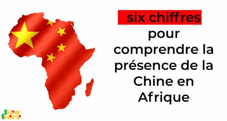 Coopération : six chiffres pour comprendre la présence de la Chine en Afrique