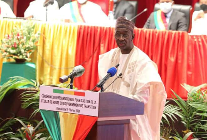 Mali : le premier ministre, Moctar Ouane, livre sa feuille de route au CNT