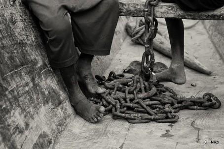 L'esclavage par ascendance se perpétue au Mali.Nicolas Jalibert/Flickr