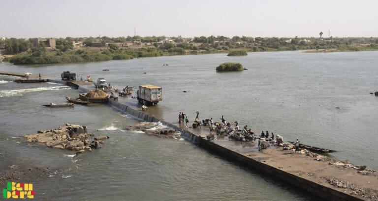 Kéniéba : la société civile vent debout contre la pollution du fleuve