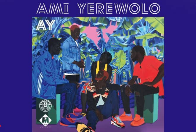 « AY », troisième album d'Ami Yerewolo, un voyage musical
