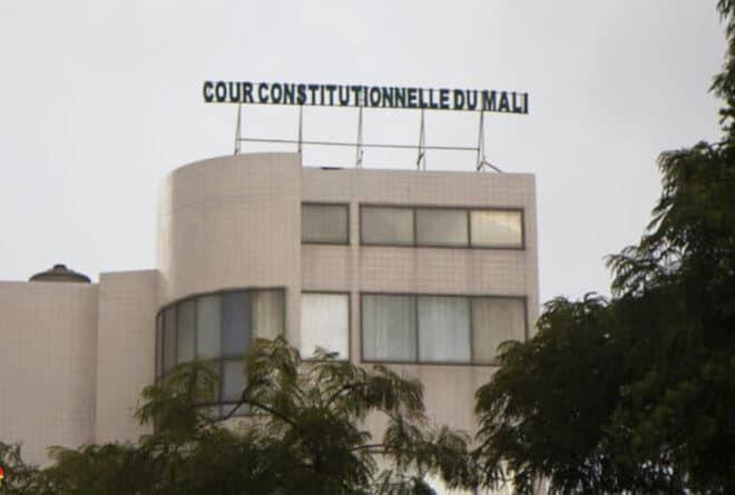 [Tribune] Mali : faut-il s'inquiéter des raccourcis de la Cour constitutionnelle ?