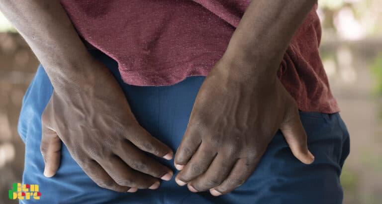 Hémorroïdes, cause d'impuissance masculine ?