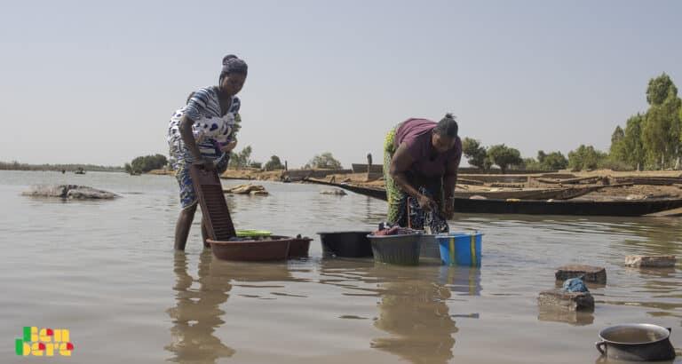 Covid-19 : la résilience des femmes de Koulikoro