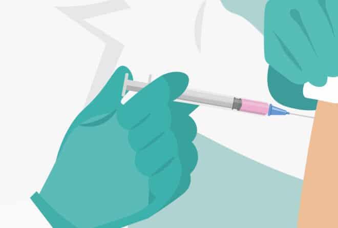 Covid-19 et vaccination des enfants : entre perturbation et recul