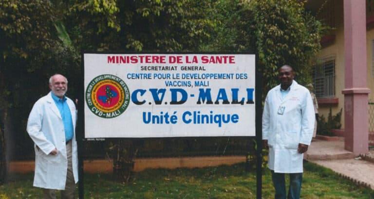 Lutte contre la Covid-19 : l'apport de CVD-Mali