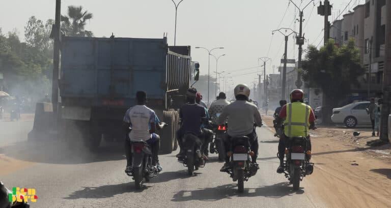 Covid-19 et transport urbain : le boom du marché des mototaxis
