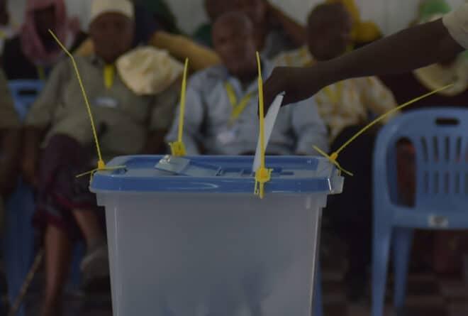 Mali : « Je vote, donc je suis ! »