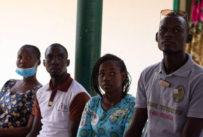 #OnEnDiscute : au Mali, l'impérieux dialogue parents-enfants sur la santé reproductive